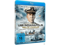 USS Indianapolis: Men of Courage - (Blu-ray)
