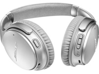 BOSE Quietcomfort 35 II, Over-ear Kopfhörer, Near Field Communication, Headsetfunktion, Bluetooth, Silber