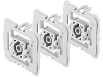 BOSCH 8750000412, Adapter 3er-Set Gira 55 (G), kompatibel mit: Bosch Smart Home