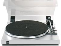 DUAL CS 420, Plattenspieler, Riemenantrieb, 33, 45 U/Min, Aluminium