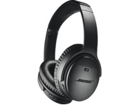 BOSE Quietcomfort 35 II, Over-ear Kopfhörer, Near Field Communication, Headsetfunktion, Bluetooth, Schwarz