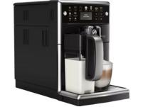 SAECO PicoBaristo Deluxe SM5570/10, Kaffeevollautomat, 1.7 l Wassertank, 15 bar, Klavierlack/Schwarz