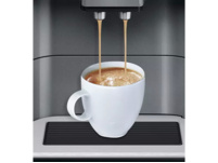 SIEMENS TE651509DE EQ.6 Plus S100, Kaffeevollautomat, 1.7 l Wassertank, 15 bar, Schwarz/Titanium metallic