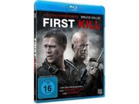 First Kill - (Blu-ray)