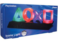 PALADONE PRODUCTS Playstation Logo Icons Leuchte Leuchte, Mehrfarbig