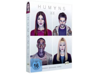 HUMANS 2.STAFFEL KOMPLETT - (DVD)