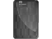 WD My Passport™ AV-TV 500 GB, 500 GB