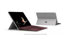 MICROSOFT Surface Go, Tablet mit 10 Zoll Display, 4415Y Prozessor, 8 GB RAM, 128 GB SSD, Intel® HD-Grafik 615, Silber