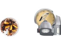 BOSCH MUM59S81DE Homeprofessional, Küchenmaschine, Rührschüssel-Kapazität: 3.9 l, 1000 Watt, Schwarz/Silber