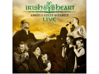 Angelo & Family Kelly - Irish Heart - Live - (CD)