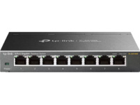 Switch TP-LINK TL-SG108S 8-PORT GIGABIT SWITCH METALLGEHÄUSE 8