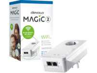 Powerline Adapter DEVOLO 8375 Magic 2 WiFi 2-1-1 Powerline 2400 kbit/s Kabellos und Kabelgebunden