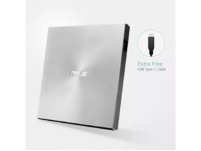 ASUS ZenDrive U9M Typ C, DVD Brenner, extern, Silber