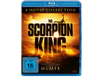 The Scorpion King - 4 Movie Collection - (Blu-ray)