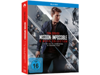 Mission: Impossible-6-Movie Collection - (Blu-ray)