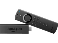 AMAZON Fire TV Stick mit der neuen Alexa-Sprachfernbedienung (2. Generation) Streaming Stick, Schwarz, 8 GB
