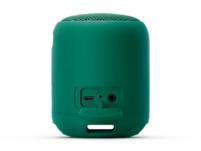 SONY SRS-XB12, Bluetooth Lautsprecher, Wasserfest, Grün