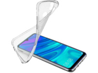 CELLULAR LINE Soft Cover Handyhülle, Huawei Y7 (2019), Transparent