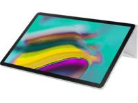SAMSUNG EF-BT720 Tablethülle, Bookcover, Weiß, passend für: Samsung Galaxy Tab S5e