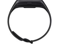SAMSUNG  Galaxy Fit, Fitnesstracker, 198 mm, Schwarz