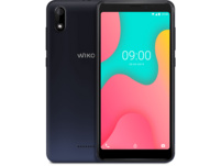 WIKO Y60, 16 GB, Anthracite Blue