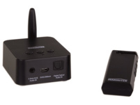MARMITEK Audio Anywhere 725, Audiosender , Schwarz
