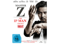 Master Z: The Ip Man Legacy - (Blu-ray)