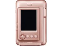 FUJIFILM instax mini LiPlay Sofortbildkamera, Blush Gold
