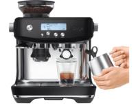SAGE SES878BTR4EEU1 the Barista Pro, Espressomaschine, 15 bar, Dampfdüse