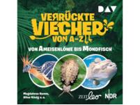 Verrückte Viecher von A bis Z - 1 CD - Kinder/Jugend