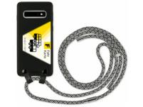 ARTWIZZ HangOn Case Handykette, Samsung Galaxy S10+, Schwarz