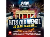 VARIOUS - Pop Giganten Ost meets West (Arbeitstitel) - (CD)