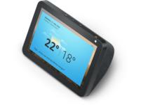 AMAZON Echo Show 8 Smart Display mit 8 Zoll großem HD-Bildschirm, Smart Speaker, Amazon Alexa