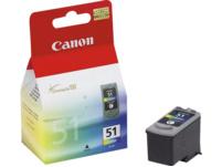 CANON CL-51 Tintenpatrone mehrfarbig (0618B001)