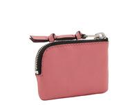 Portemonnaie aus Leder mit breitem Reißverschluss - Brooke Lena