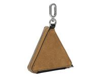 Leder Etui mit Karabiner - Turlington Triangle Etui