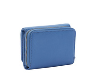 Kleine, elegante Geldbörse aus robustem Leder - Pablita