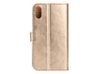 Smartphone-Hülle aus Leder - Glossy Mobile Cap iPhone X