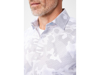 Hemd mit Camouflage-Print - Shaped Fit Futureflex
