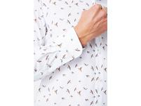 Hemd mit Schwalbenmotiv - Slim Fit
