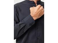 Elegantes Hemd mit Stehkragen - Slim Fit