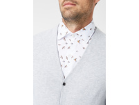 Cardigan mit Lindis Wolle - Modern Fit