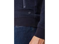 Strickjacke mit Farbverlauf - Modern Fit Futureflex