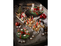 Christmas Toys Memory Krippe