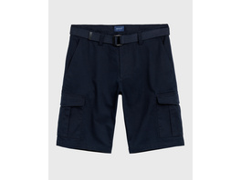 Relaxed Fit Tech Prep™ Belted Utility Shorts