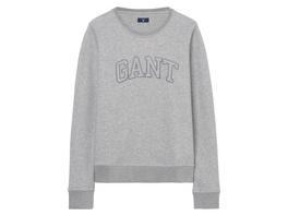 Sweatshirt mit GANT Logo