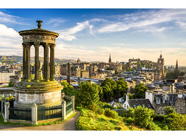 Edinburgh Stadtführung