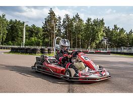 Kartfahren in Meppen