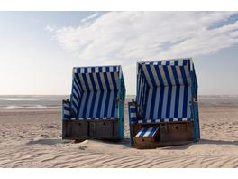 Kurzurlaub im Strandhaus an der Nordsee für 2
