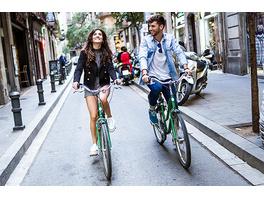Kurzurlaub Wien mit Leihfahrrädern für 2